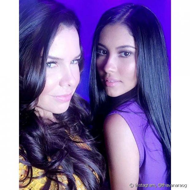 Thaynara OG e Fernanda Souza arrasaram na campanha de Brilho&Ton, né?