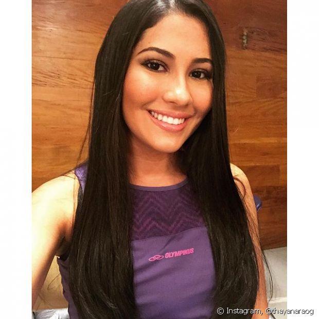 Thaynara OG começou a fazer sucesso no Snapchat no início de 2016