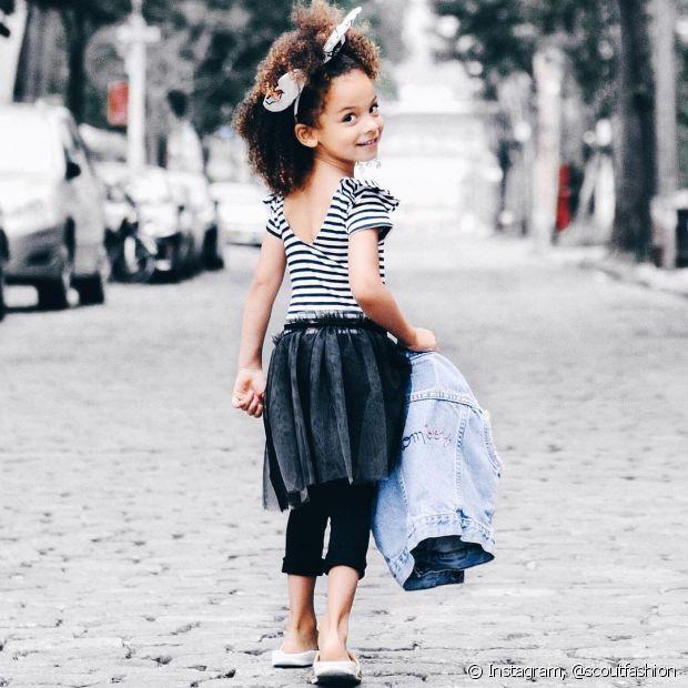 Use e abuse de acessórios nos cabelos das crianças