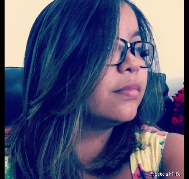 Letícia Milião alisava os cabelos desde os 14 anos: 'Era uma questão de aceitação. Todas as meninas que eu via na TV tinham cabelos lisos'