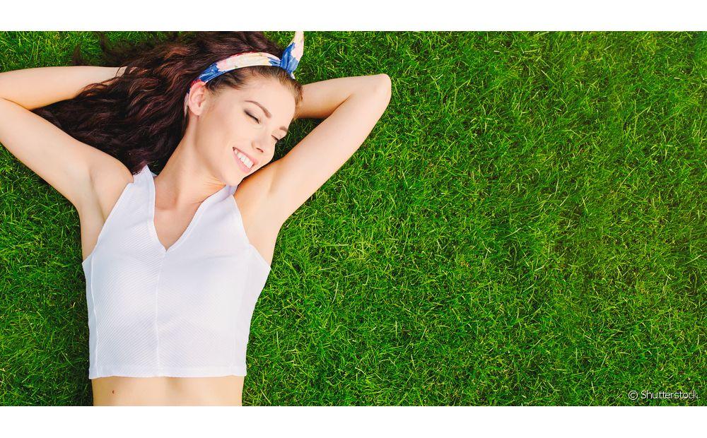 O desodorante natural é uma alternativa para quem não quer mais usar a versão tradicional