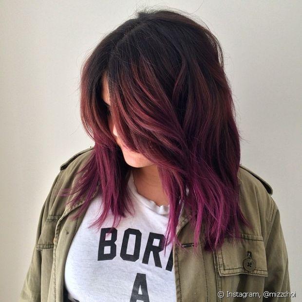 """Quer parar de passar """"tinta"""" de cabelo ruivo? Veja como fazer sem manchar (Foto Instagram: @mizzchoi)"""
