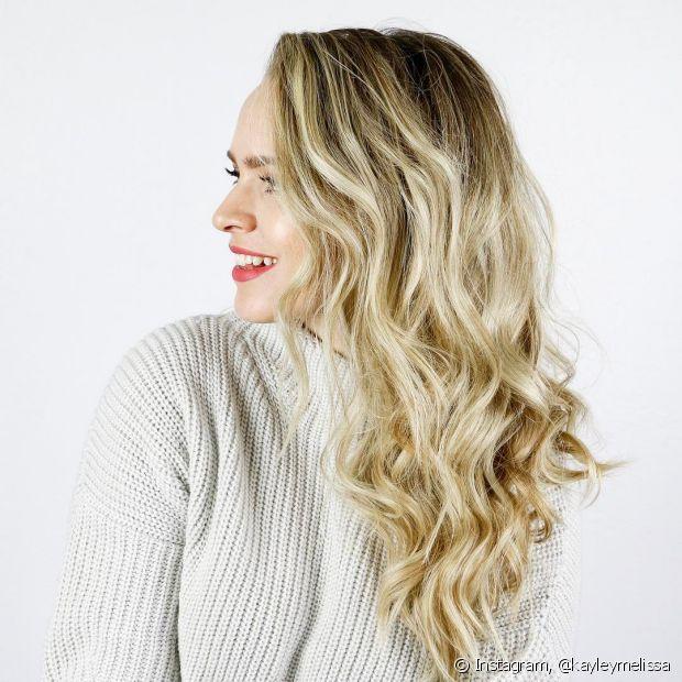 A receita do shampoo caseiro pode ser usada em todos os tipos de cabelo