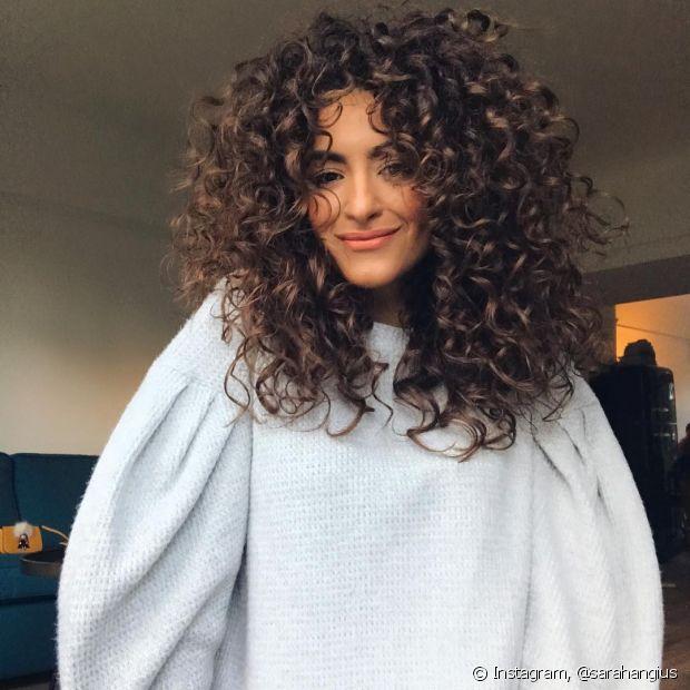 Sarah Angius (sarahangius) é blogueira e cabeleireira e também faz penteados incríveis