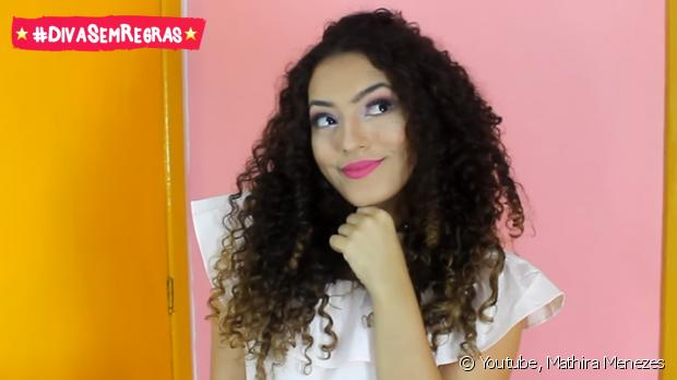 Mathira Menezes ensinou uma maquiagem de Carnaval para você arrasar na folia
