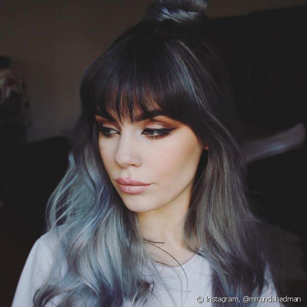 De acordo com a cabeleireira Andréa, os casos variam de cabelo para cabelo