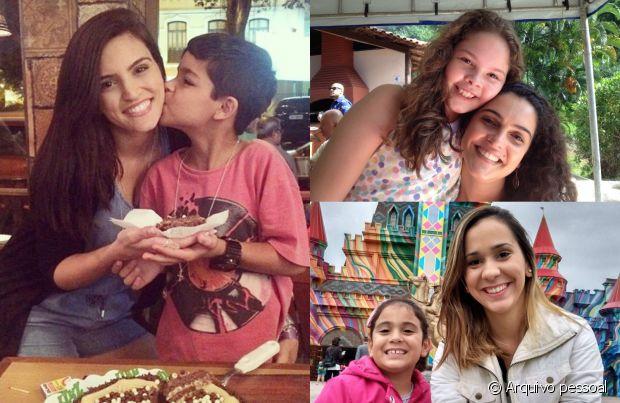 Gabriela Stumbo, Dayanne Dias e Camilla Rua contam ao Fique Diva suas experiências na gravidez