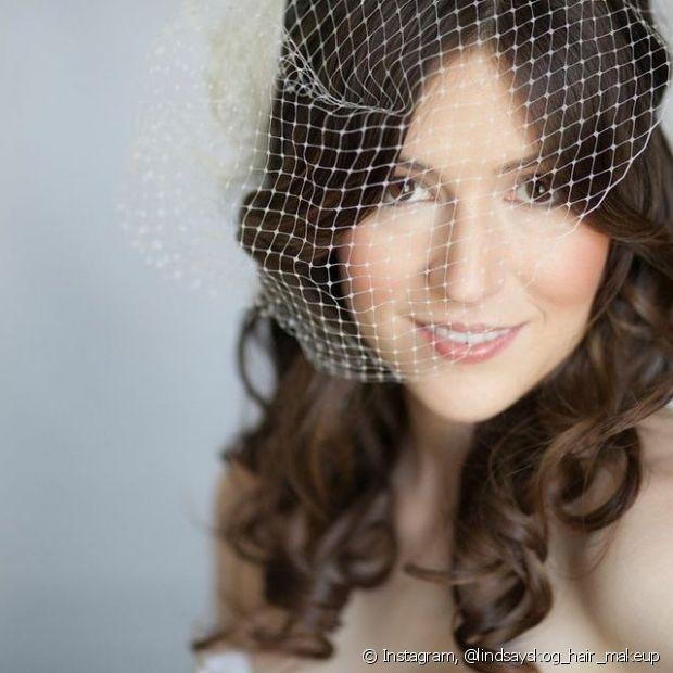 Assim como o vestido e o penteado, a maquiagem é um detalhe muito importante para as noivas