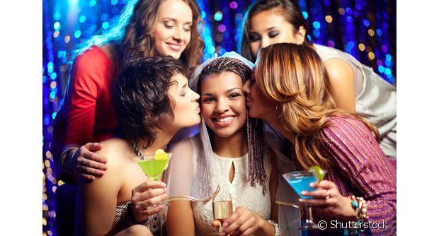 Se a sua amiga vai casar, ajuda a BFF a tornar o momento ainda mais especial