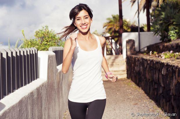 Se for praticar corrida, invista em um tênis que não machucará os seus joelhos