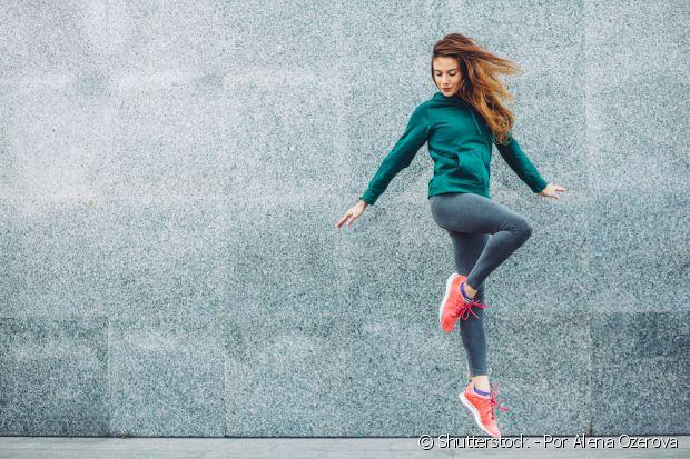 O ballet fitness não é moleza, dá para perder até 1500 calorias por hora