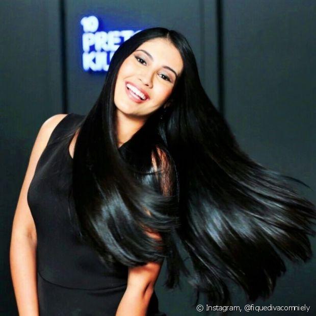 Se você está pensando em escurecer os cabelos, aposte no tonalizante