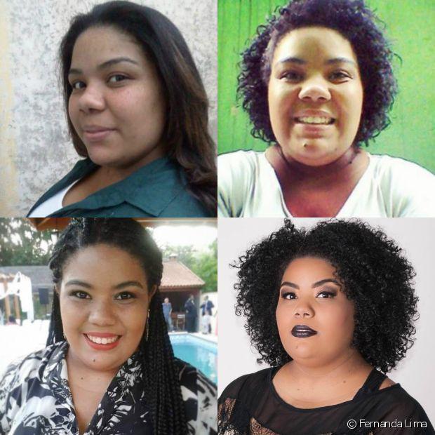 'Eu decidi me conhecer  e comecei pelo cabelo, cortei tudo no impulso e fui ser feliz', contou Fernanda Lima