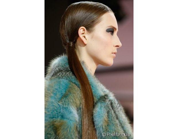 Os desfiles de moda também apostam no look
