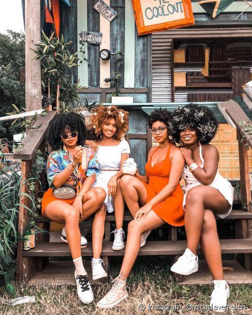 O Curlfest é uma fonte de inspiração e estilo para todas as meninas cacheadas e crespas