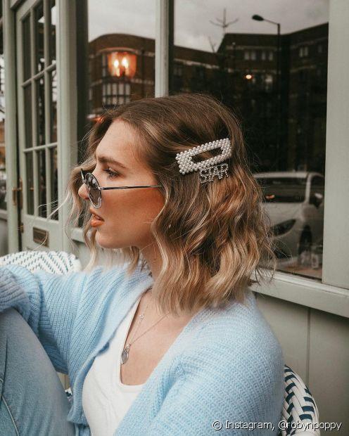 Você mesma pode fazer o seu tic-tac personalizado com pérolas (Foto: Instagram @robynpoppy)
