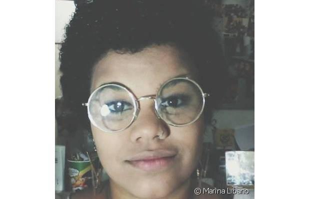 Marina Libano ficou na fase de transição por três meses