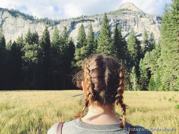 As boxer braids são uma ótima pedida para curtir aquela viagem em que você não quer se preocupar com nada!