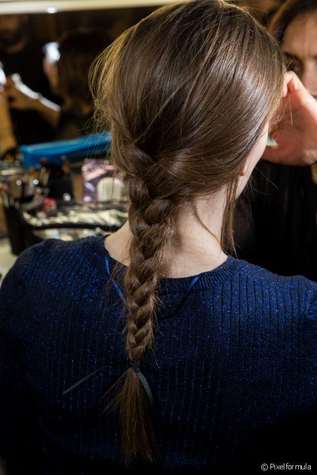As tranças são o hairstyle preferido das tenistas, ginástas e jogadoras de vôlei