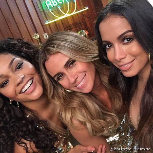 Juliana Alves, Giovanna Antonelli e Anitta são as novas embaixadoras da Niely