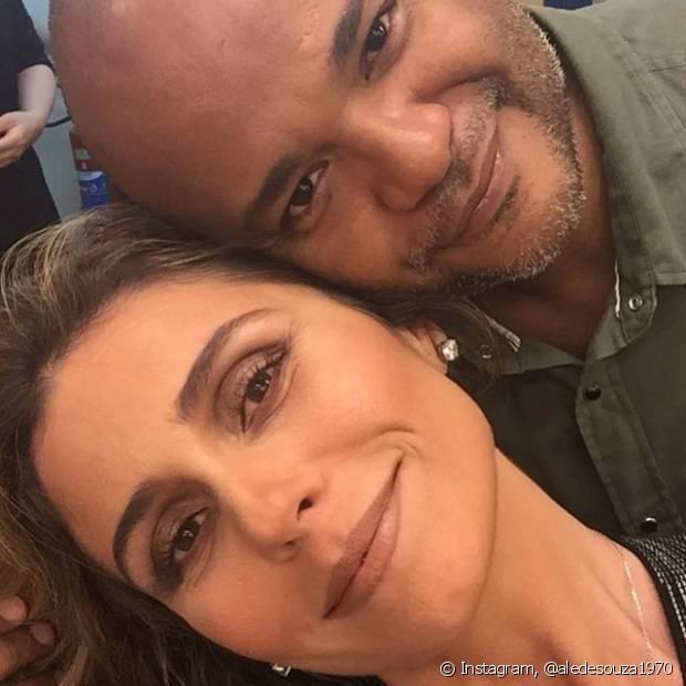Além de Giovanna Antonelli, Alê de Souza também é responsável pelo hairstyle das outras embaixadoras da Niely, como Juliana Alves e Anitta