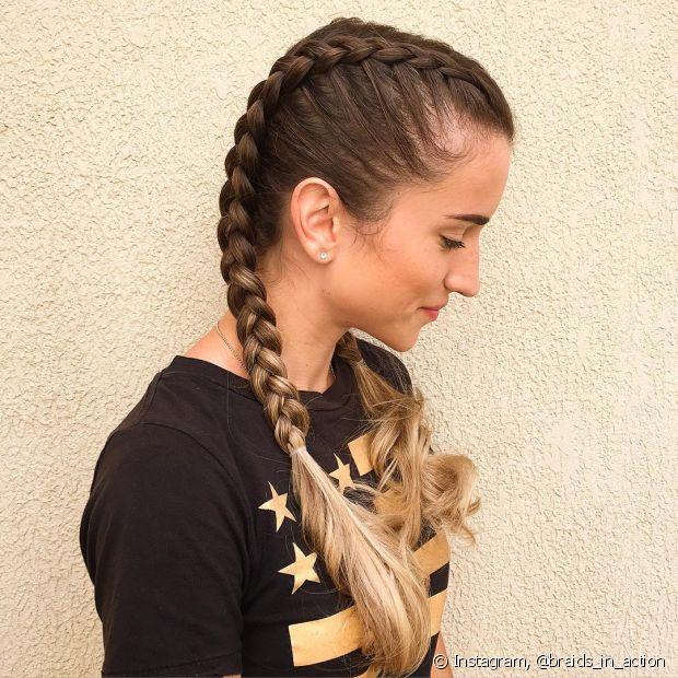 'Praticar, praticar e praticar! Falo para minhas clientes que querem aprender a trançar o próprio cabelo, que é como tocar piano, você vai ver que depois de tanta prática o que parecia impossível de fazer, vira um maravilhosa música e seus dedos parecem estar dançando', finalizou a hair artist