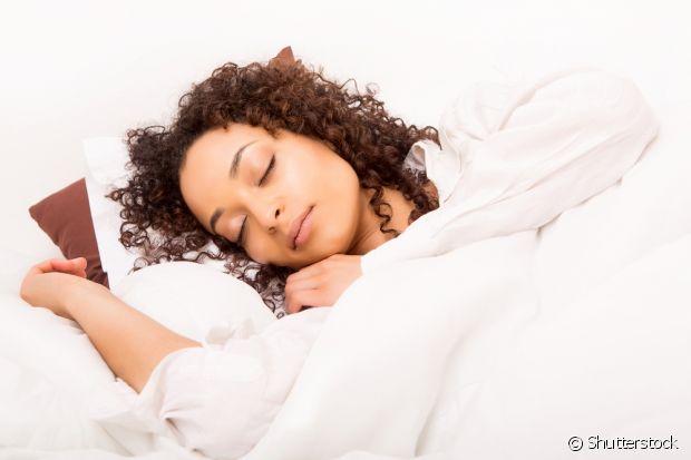 Dormir é muito importante para colocar os seus pensamentos em ordem e descansar