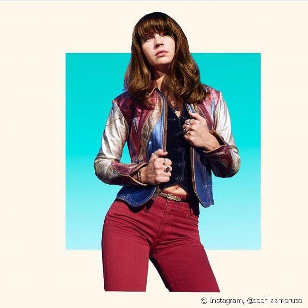 A série 'Girlboss' é baseada na história de Sophia Amoruso, uma jovem empreendedora que ficou milionária com a sua marca de roupas Nasty Gal