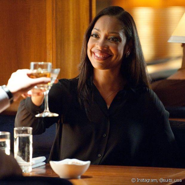 Jessica Pearson é a sócia-gerente de um famoso escritório de advocacia em Nova York e uma das personagens mais importantes na série 'Suits'