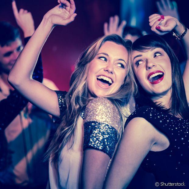 Que tal uma baladinha no sábado à noite?