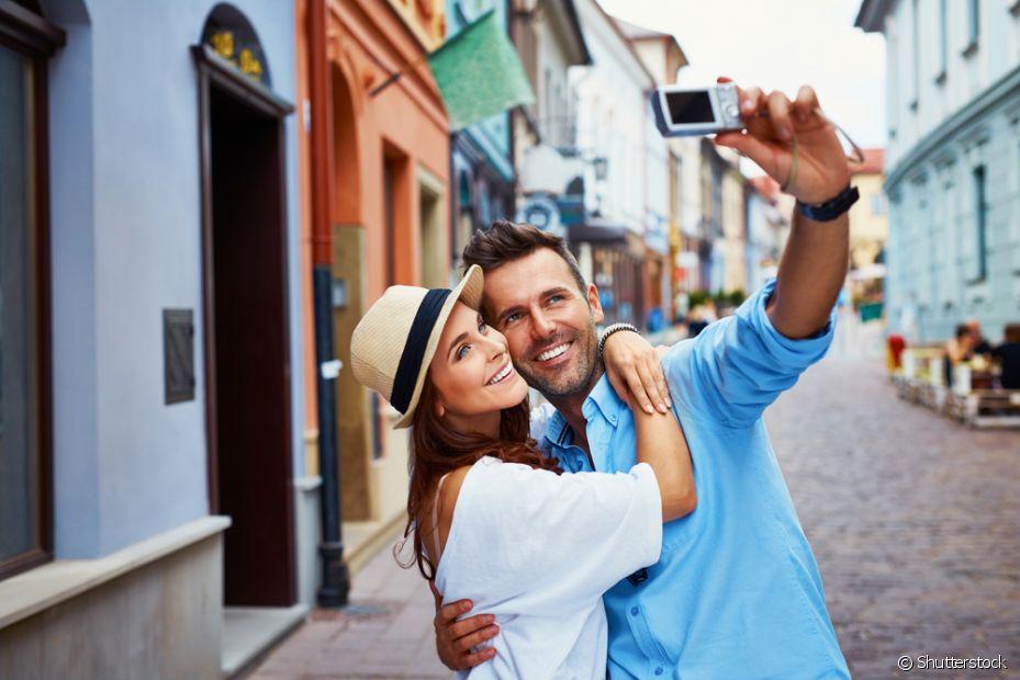 Faça passeios leves com quem você ama!