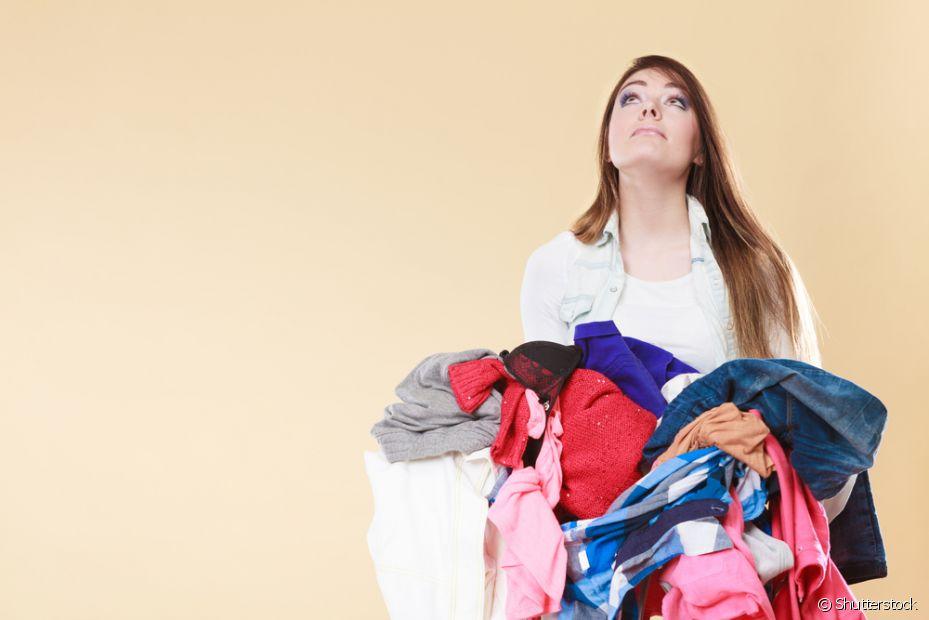 Para tirar manchas da camisa, use água oxigenada 10 volumes e bicarbonato de sódio