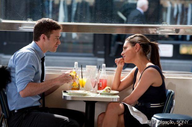 Mila Kunis e Justin Timberlake se envolvem em um divertido relacionamento em 'Amizade Colorida'
