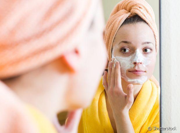 Máscaras faciais potencializam todos os tratamentos anteriores