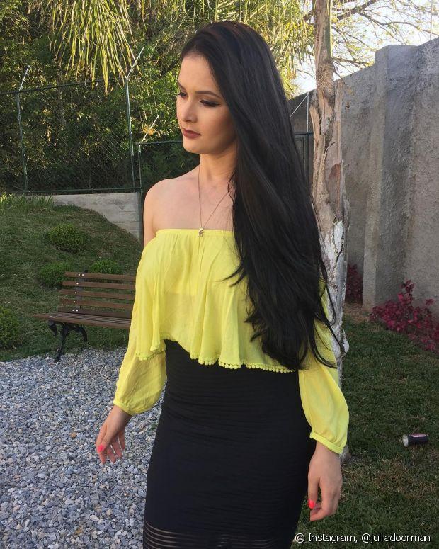 Nossa diva Júlia Doorman ensinou tudo no seu blog