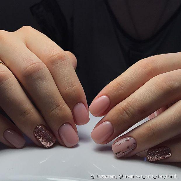 Laranja, óleo de amêndoa e açúcar vão melhorar a aparência e fraqueza das suas unhas