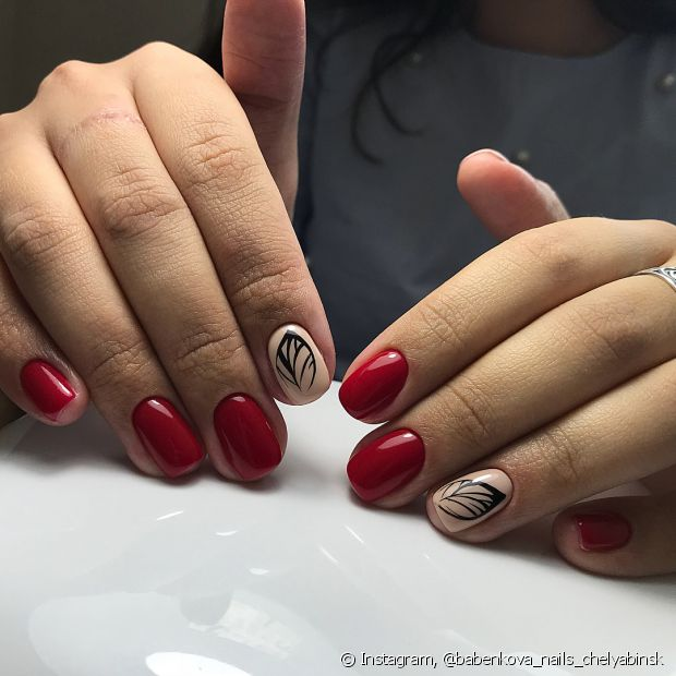 Em alguns casos, usar truques caseiros para remendar as unhas ajuda a disfarçar o pedaço quebrado