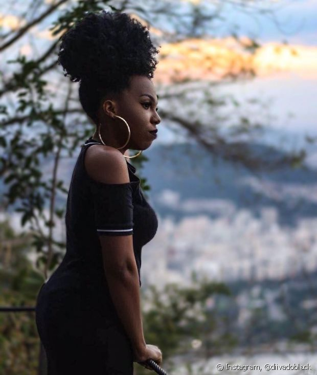 Luany Cristina espera que um dia possa haver igualdade entre as raças