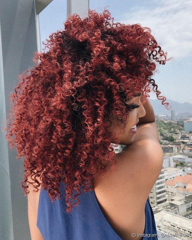 'Hoje, se alguém falar sobre o meu cabelo, levanto a minha cabeça, ignoro e sigo em frente porque ninguém sabe da minha história, sou mais forte do que esse preconceito', disse Nana Freitas
