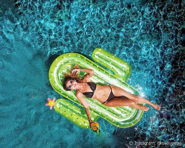 Os cuidados capilares se tornam ainda mais importantes no verão