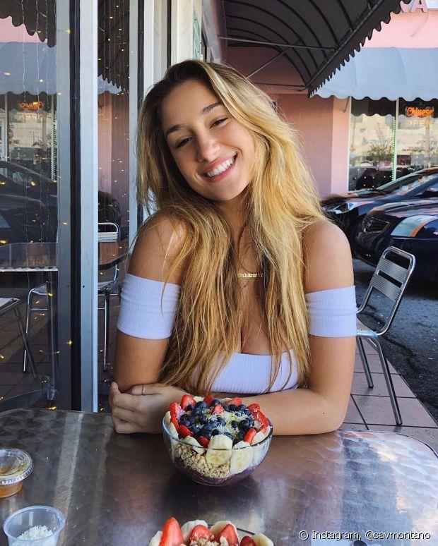 Sua alimentação interfere na saúde dos seus cabelos
