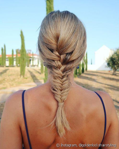 Se engana quem pensa que para conseguir um penteado impecável é preciso usar ferramentas de calor como a chapinha, secador ou o babyliss