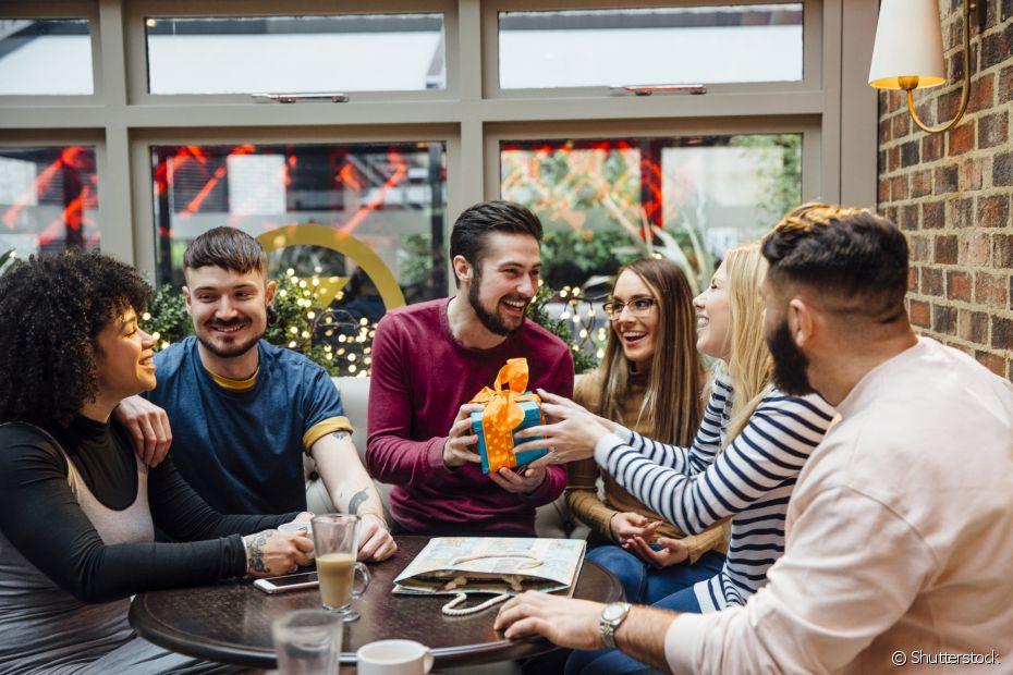 Junte seus amigos e se divirta nesse fim de ano!