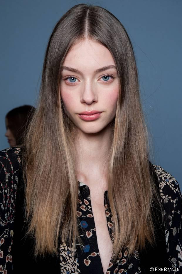 O uso diário da prancha também deixa os cabelos fragilizados e sujeitos à quebra
