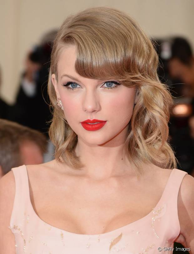 Taylor Swift é fã de ondas retrô