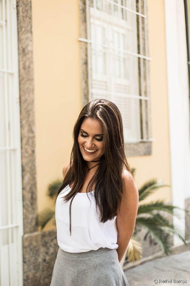 Estudante de Jornalismo, Raquel Carletto já sabia o que queria fazer desde pequena e está se descobrindo aos poucos na carreira que escolheu