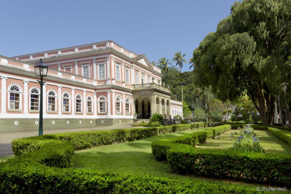 Que tal visitar o Museu Imperial durante uma ida a Petrópolis?