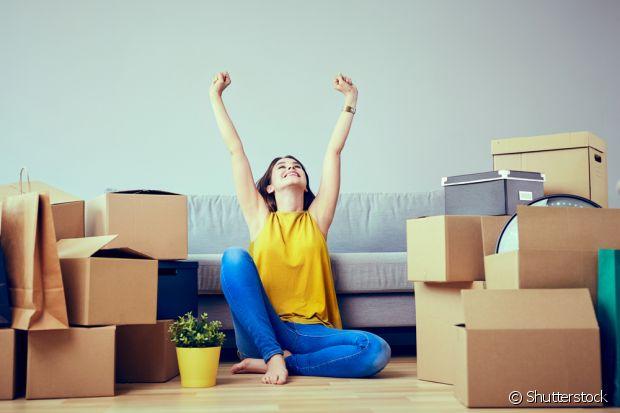 Morar sozinha é maravilhoso na teoria, mas na prática é um pouquinho diferente