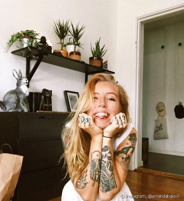 Na primeira tatuagem, aprenda a cuidar da cicatrização para que ela fique perfeita