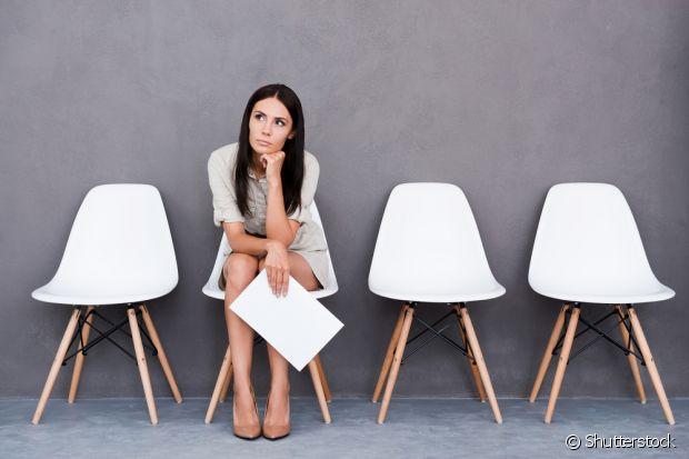 É normal ficar nervosa na sua primeira entrevista de emprego